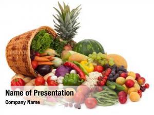 Fruits fresh vegetables, other foodstuffs