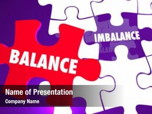 Puzzle balance imbalance equal fair
