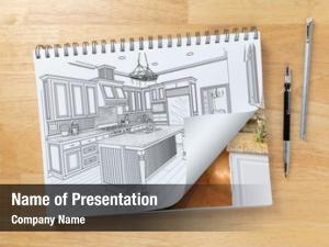 Desk sketch pad drawing custom