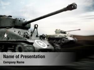 Normandy tank battle,