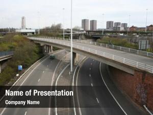 Urban motorway