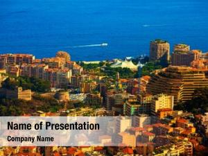 French prinicipality monaco riviera france