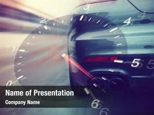 Speeds, transportation, high racing road