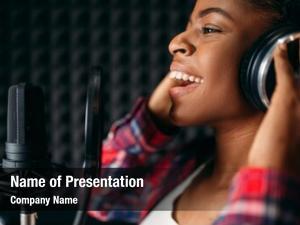 Songs female singer audio recording