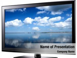 Lcd modern widescreen monitor,