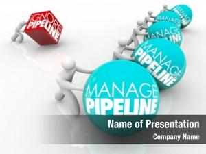Words manage pipeline balls pushed