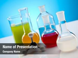 Laboratory chemistry equipment, glassware