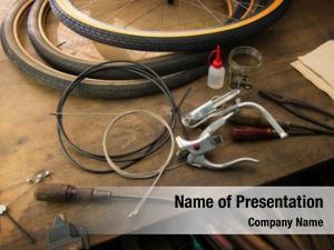 Tire, repairing changing brakes etc