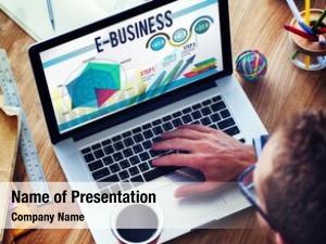 Business e business global digital marketing