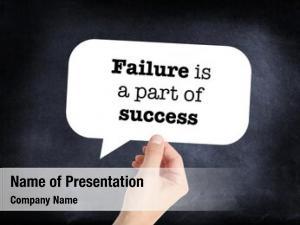 Success failure part