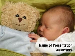 Baby dreaming newborn weeks old
