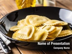 Pasta italian stuffed