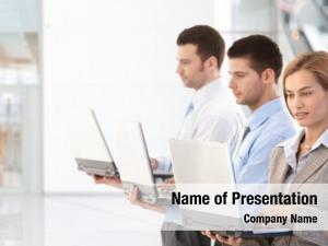 Professionals young business working laptop