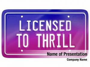 Words licensed thrill vanity car