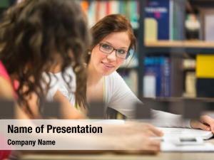 Students group university studying hard