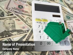 Calculator house money