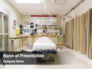Room emergency intake hospital