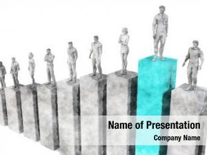 Ladder climb corporate business concept