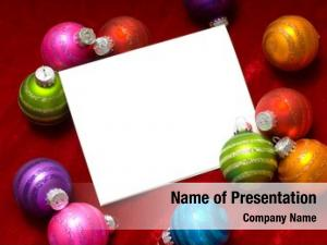 Assorted blank note card color christmas