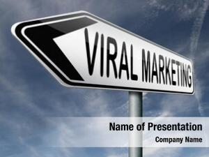 Internet viral marketing branding