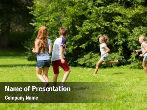 Catch up powerpoint theme