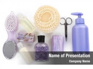 White hygienic equipments,