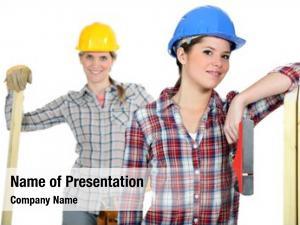 Wood female builders