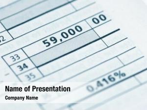 Form signature tax