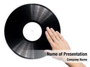 Turntable dj vinyl