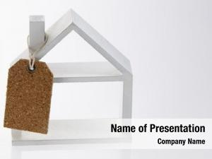 Price model house tag
