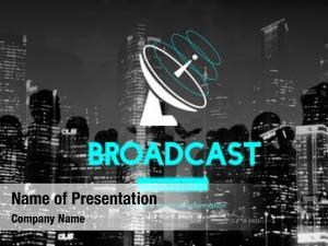 Connection communication broadcast telecommunication satellite