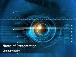 Eye female digital