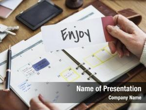Happy and smile powerpoint theme