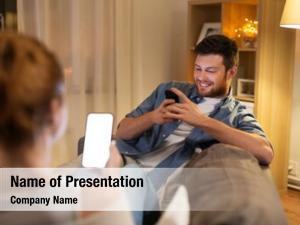 Internet leisure, technology addiction concept
