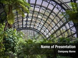 Building inside botanical balboa park