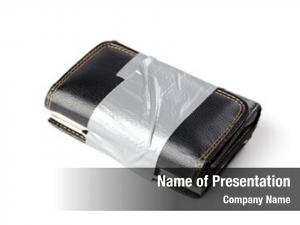 Sealed wallet