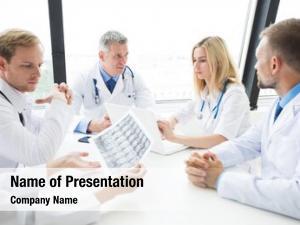 Healthcare clinic, people, medicine concept