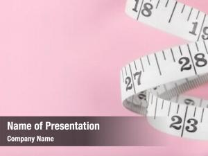 Pink white tape line