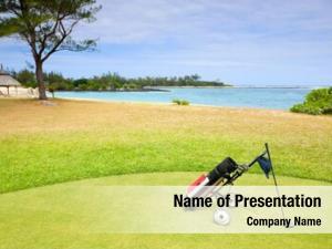 Course coastal golf