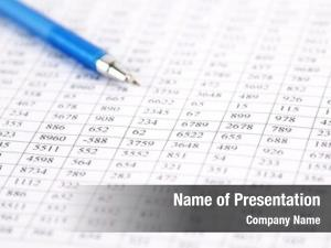 Preparation checking balance balance sheet