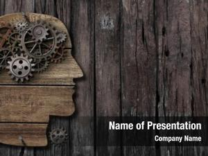Brain function powerpoint theme