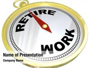 Words gold compass retirement work,