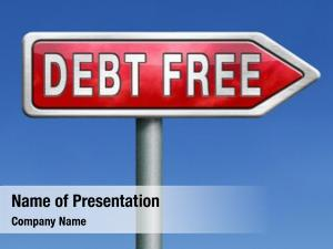 Zone debt free tax reduction
