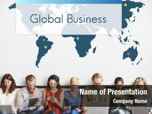 Global communication business global marketing
