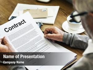 Business contract terms