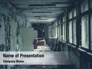 School abandoned radioactive pripyat chernobyl