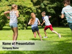 Catch up powerpoint template