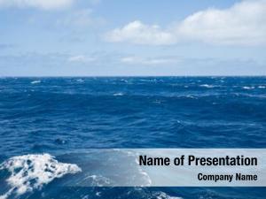Ocean photographed board liner