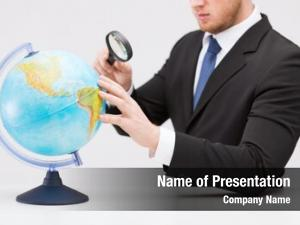 Geography travel, earth, business concept
