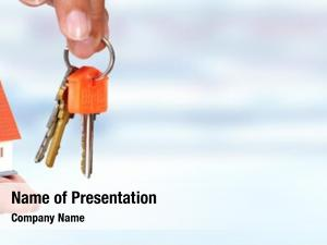 Little hands key house key